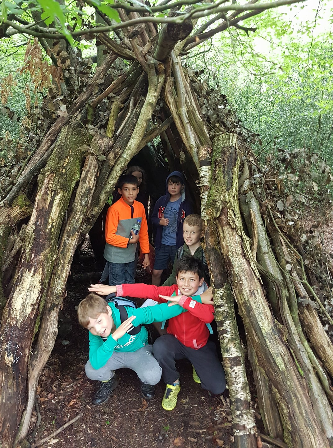 Cubs Shelter Building
