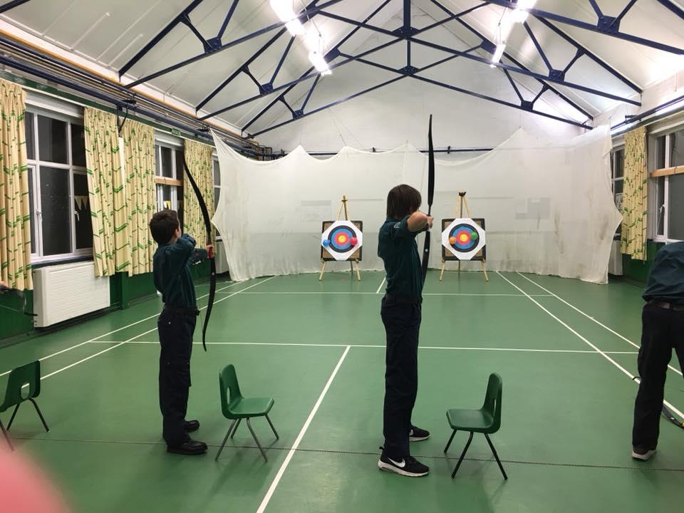 Scout Archery
