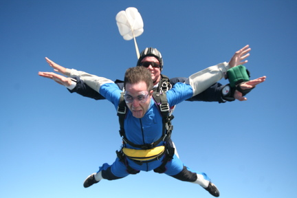 Dave Skydiving